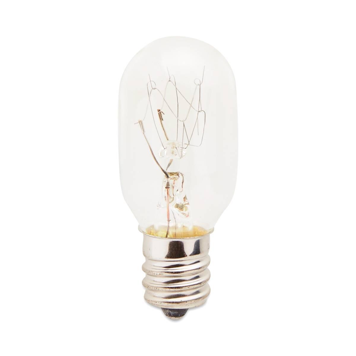 Evolution Salt Lamp Bulbs : 15w Clear Salt Lamp Bulbs by Evolution Salt Co - Thrive Market