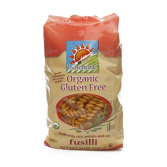Organic Gluten-Free Fusilli