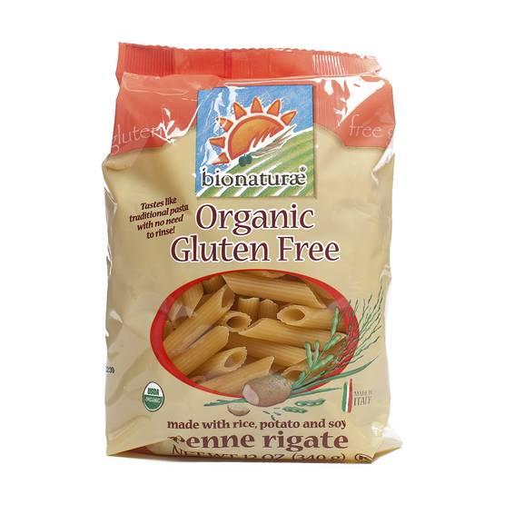 Organic Gluten-Free Penne Rigate
