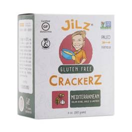 Gluten-Free Mediterranean Crackerz