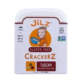 Gluten-Free Tuscan Crackerz