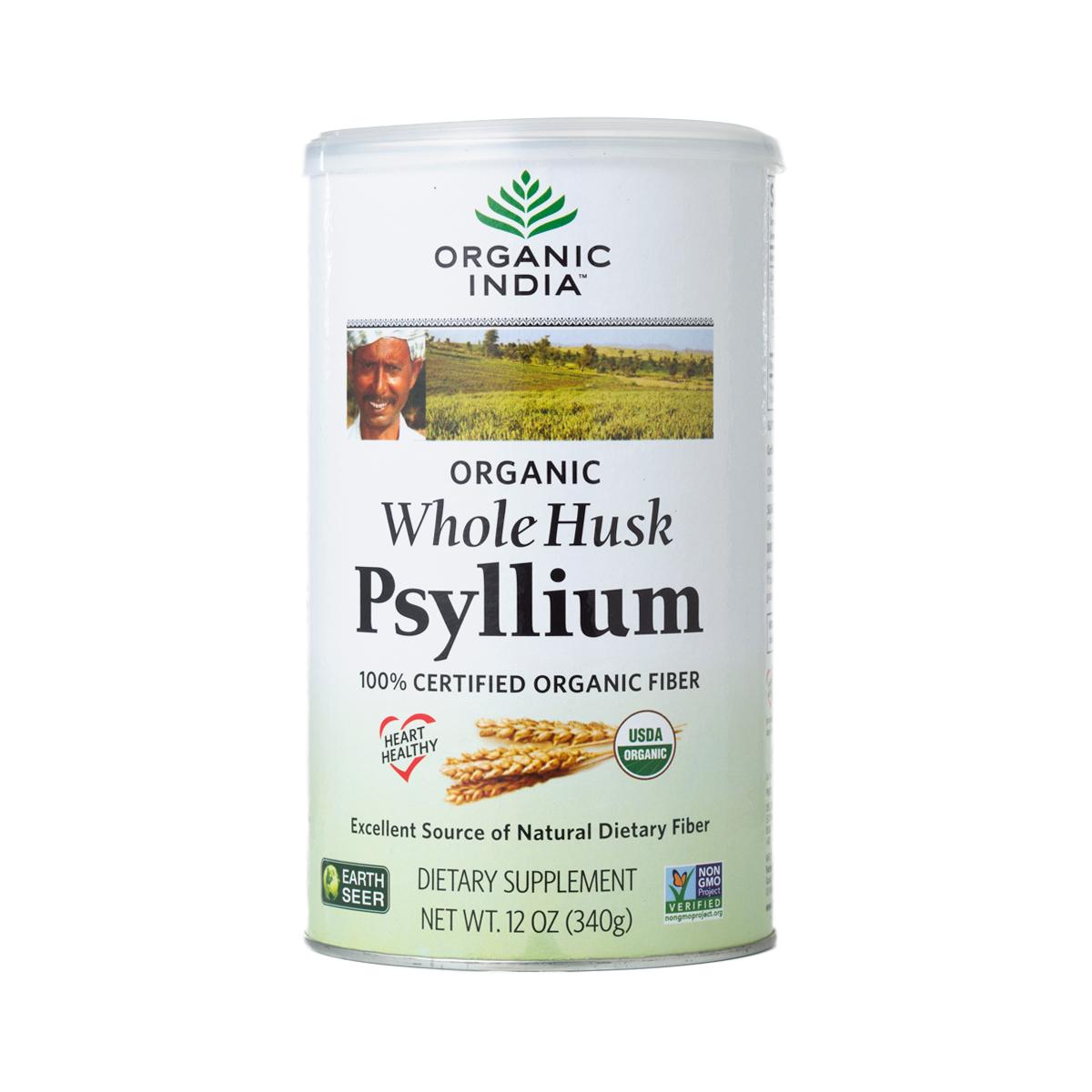 Ground Psyllium Husk Powder Whole Foods