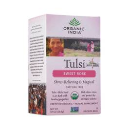 Tulsi Sweet Rose Tea