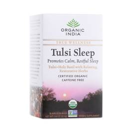 Organic Tulsi Sleep Tea