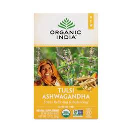 Tulsi Ashwagandha Tea