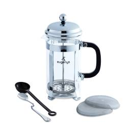 Glass French Coffee Press, 8-cup
