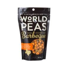 Texas BBQ Green Pea Snack