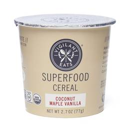 Coconut Maple Vanilla