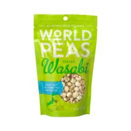 Nagano Wasabi Green Pea Snack