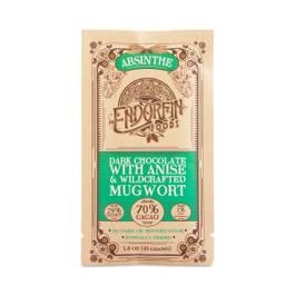 Absinthe 70% Cacao Chocolate Bar