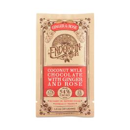 Ginger & Rose 54% Cacao Chocolate Bar