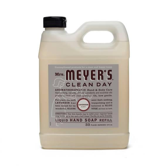 Lavender Hand Soap Refill