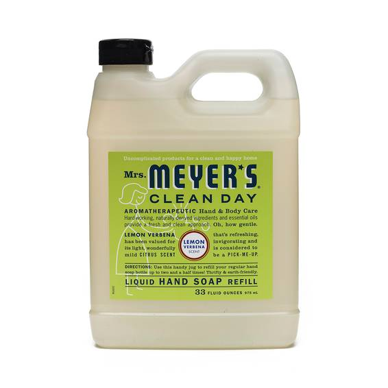 Lemon Verbena Hand Soap Refill