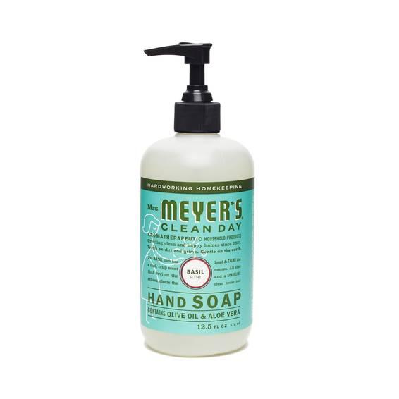 Basil Hand Soap