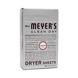 Lavender Dryer Sheets