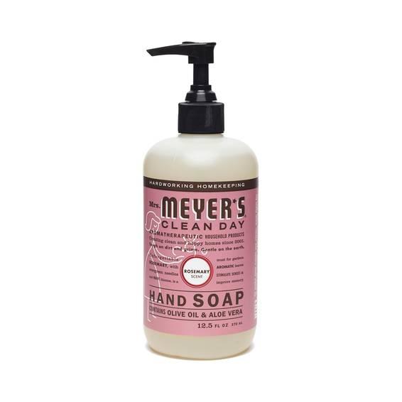 Rosemary Hand Soap