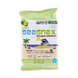 Organic Lime Seaweed, Big Grab Pack