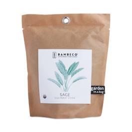 Organic Sage, Garden-In-A-Bag
