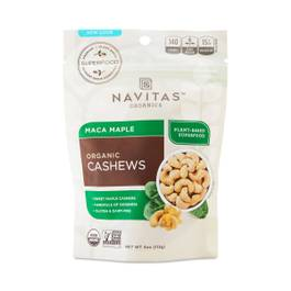 Maca Maple Organic Cashews