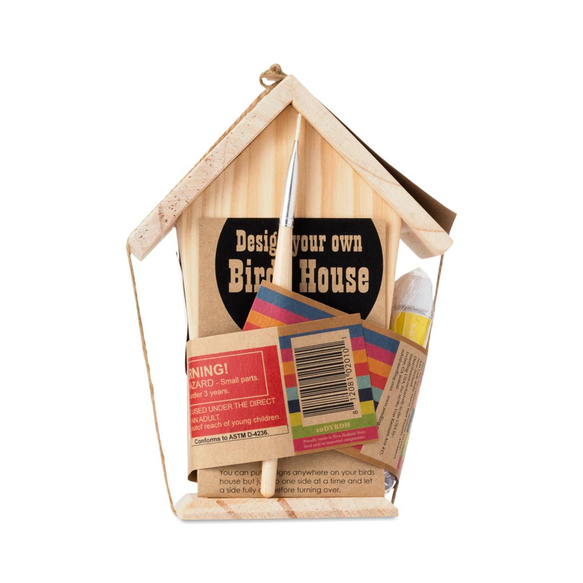 Design Your Own Bird House By Seedling Thrive Market