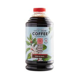 Organic Cold Brew Coffee Concentrate