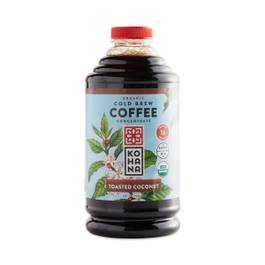 Organic Cold Brew Coffee Concentrate,Toasted Coconut