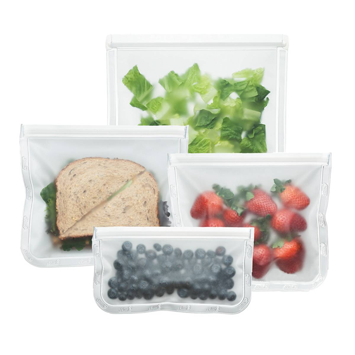 Reusable Food Storage Bags By Re Zip Thrive Market