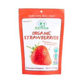 Organic Freeze Dried Strawberry