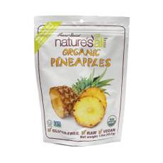 Organic Freeze Dried Pineapple