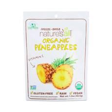 Organic Freeze Dried Pineapple