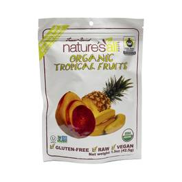 Organic Freeze Dried Tropical Fruits
