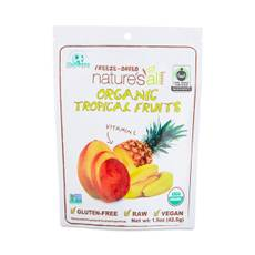Organic Freeze Dried Tropical Fruits