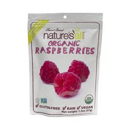 Organic Freeze Dried Raspberries