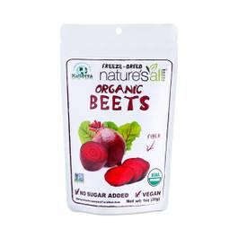 Organic Freeze Dried Beets