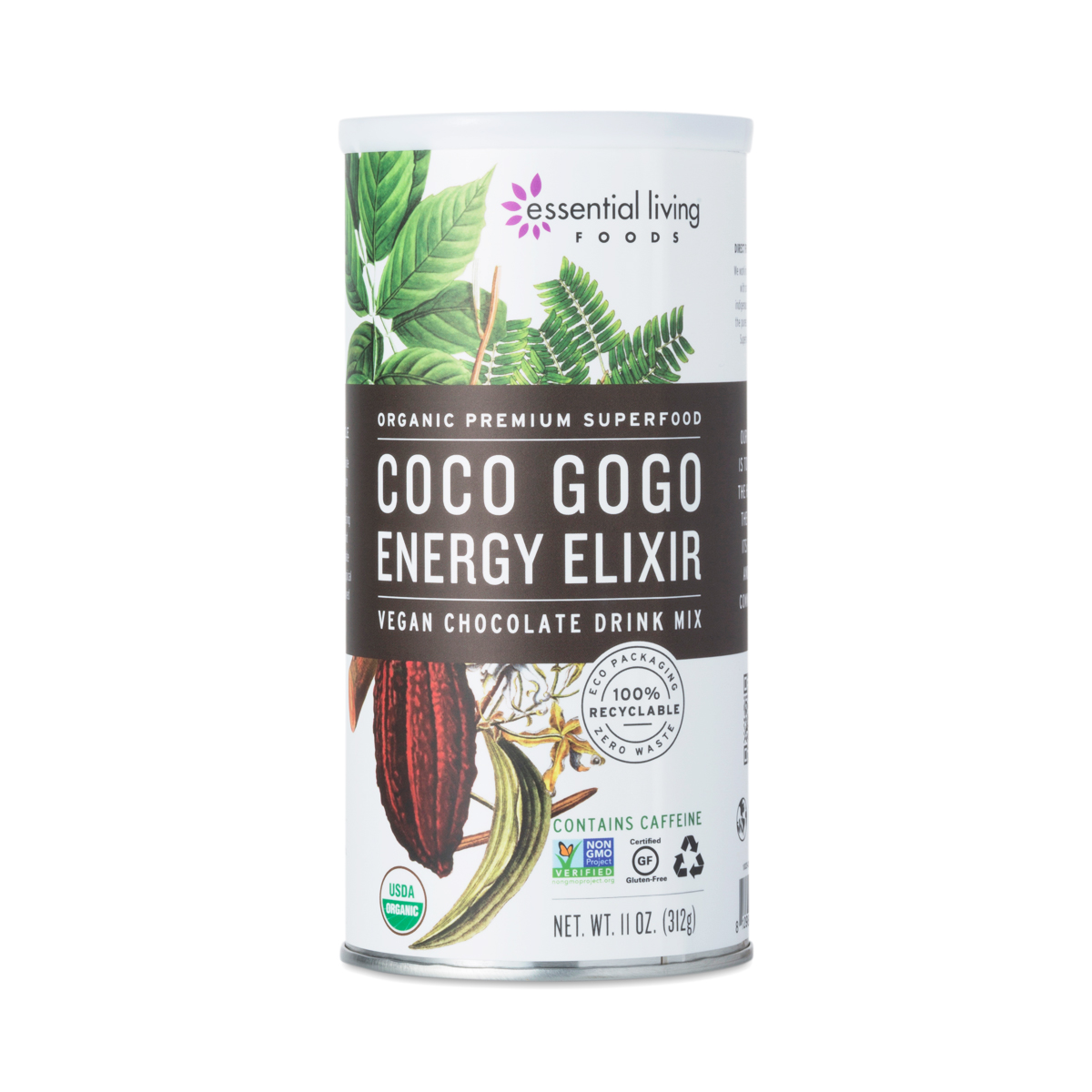 coco energy drink What's in your energy drink  also known as brazilian cocoa, guarana is a plant from south america that contains a caffeine compound called guaranine .