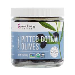 Pitted & Dehydrated Botija Olives