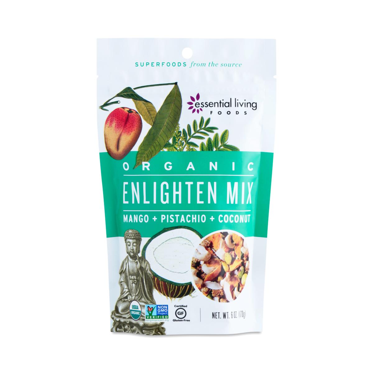 8 oz enlighten superfood trail mix thrive market