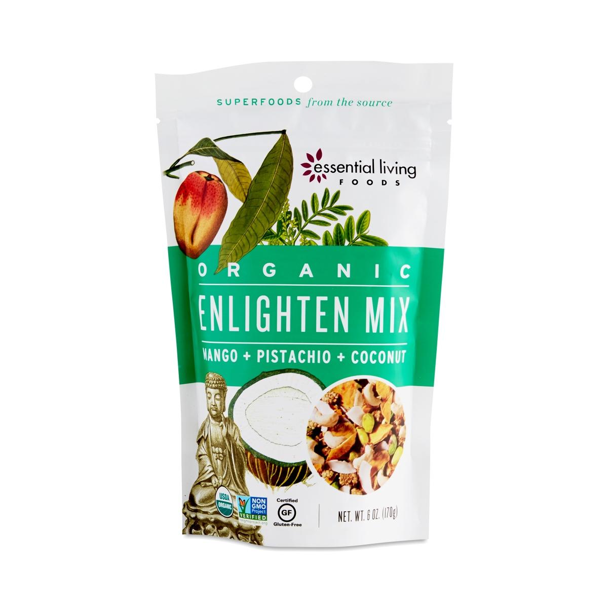 Enlighten Superfood Trail Mix - Thrive Market