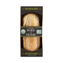 Organic Bake at Home Rosemary Bread