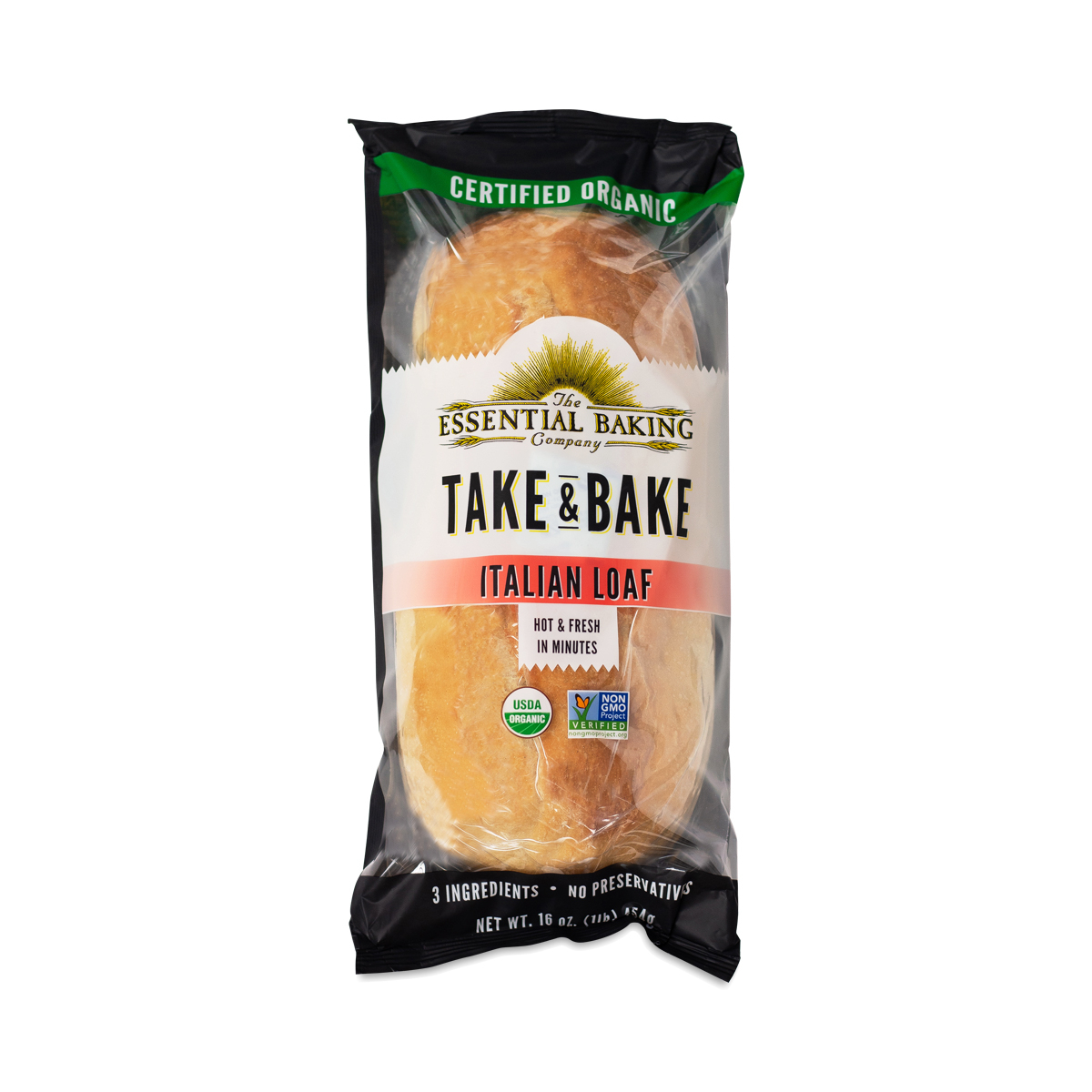 The Essential Baking Company Take Bake Italian Thrive Market