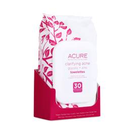 Clarifying Acne Towelettes