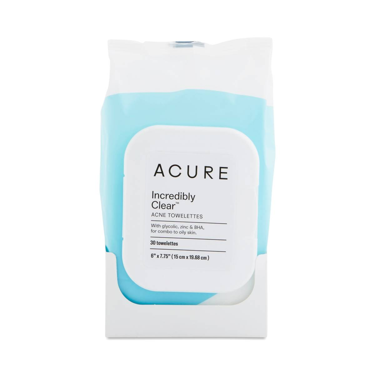 Acne Towelettes By Acure