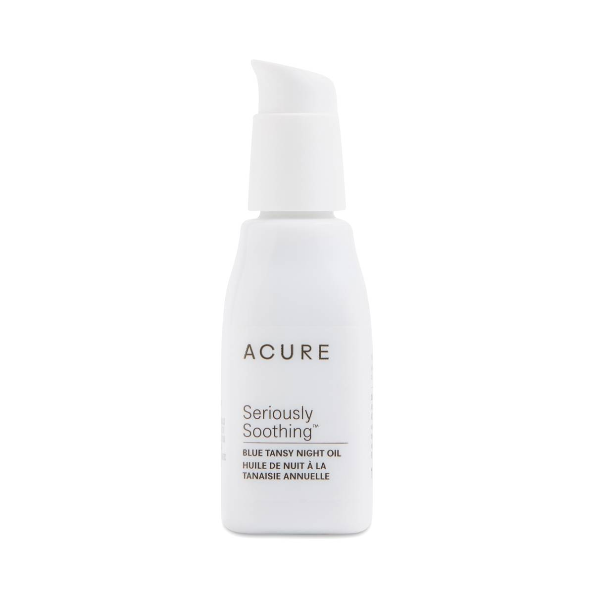 Soothing Blue Tansy Night Oil By Acure