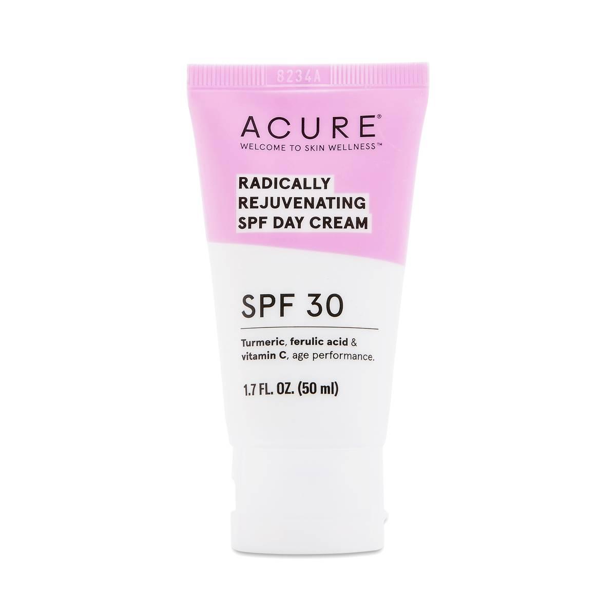 ACURE Radically Rejuvenating SPF 30 Day Cream