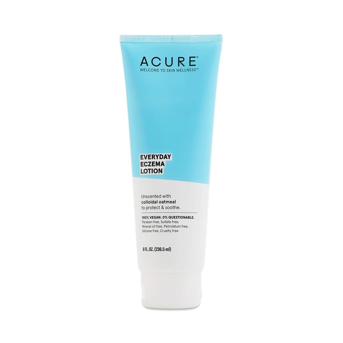 ACURE Everyday Eczema Lotion, Unscented