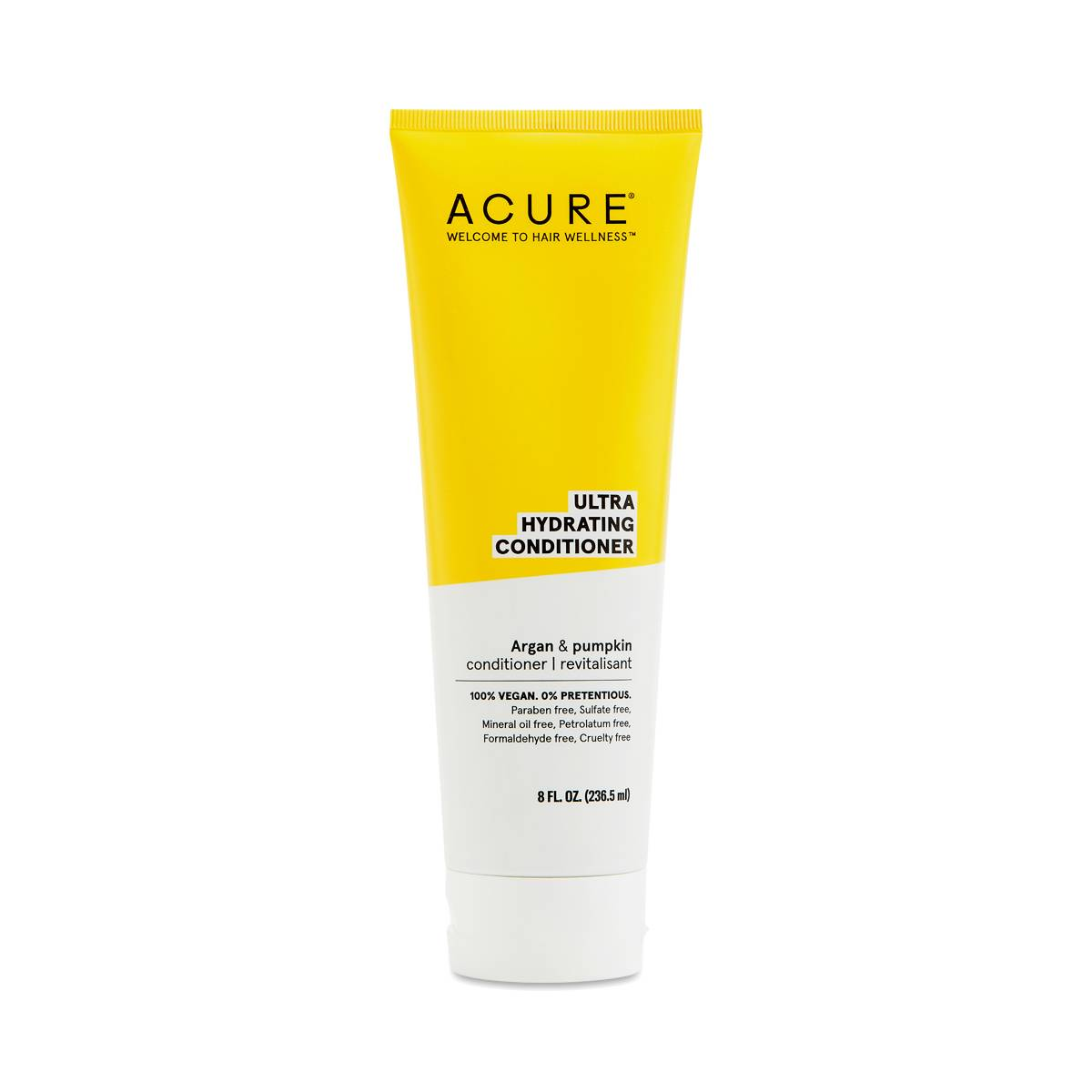 ACURE Ultra Hydrating Conditioner, Argan & Pumpkin