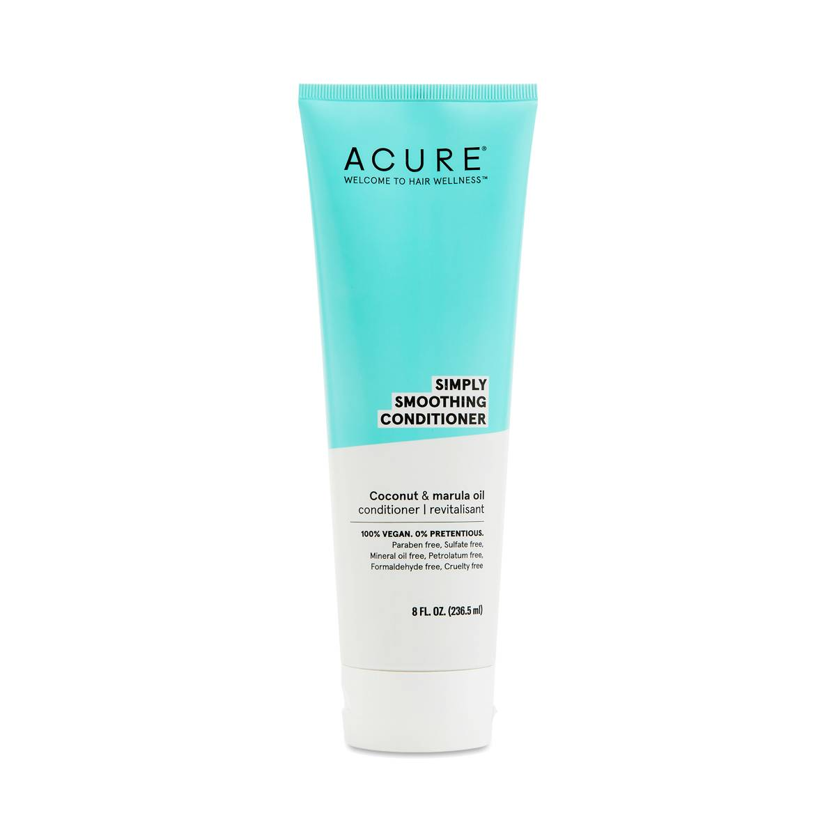 ACURE Simply Smoothing Conditioner, Coconut & Marula Oil