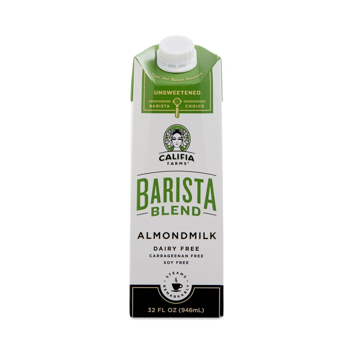Califia Farms Almond Milk Barista Blend Unsweetened