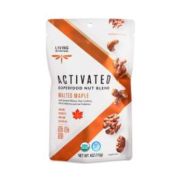 Malted Maple Superfood Nut Blend