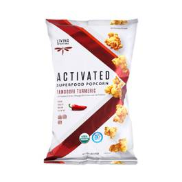 Superfood Popcorn, Tandoori Turmeric, with Probiotics